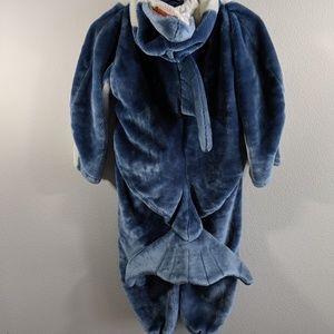 CHOSUN DOLPHIN PLUSH HALLOWEEN COSTUME CHILD L